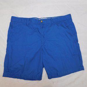 Original Penguin Mens 38 Blue Cotton Shorts